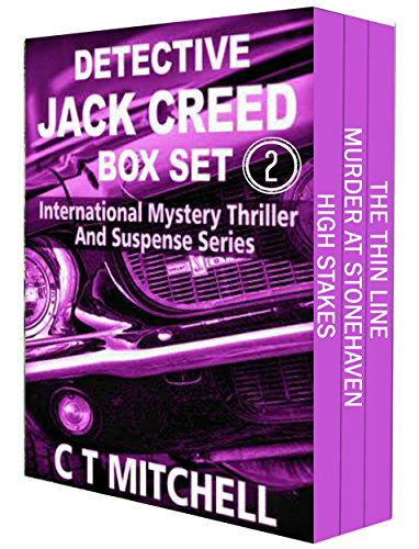 Jack Creed Box Set 2