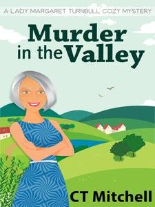 Murder In The Valley CT Mitchell