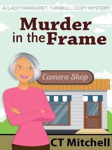 Murder In The Frame CT Mitchell