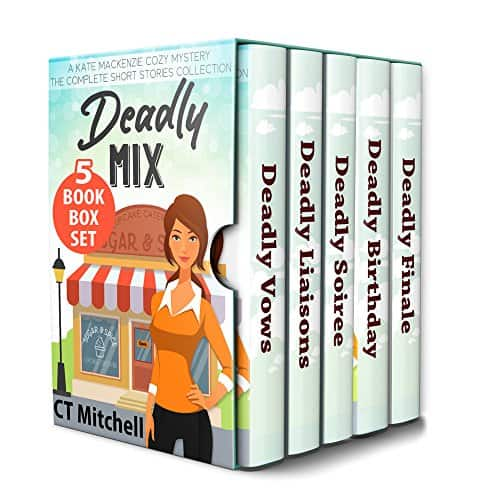 Kate Mackenzie - Deadly Mix -