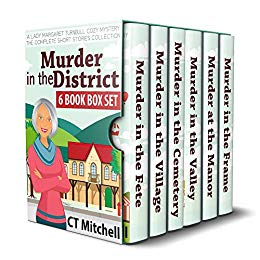 Lady Margaret Turnbull - Murder in the District