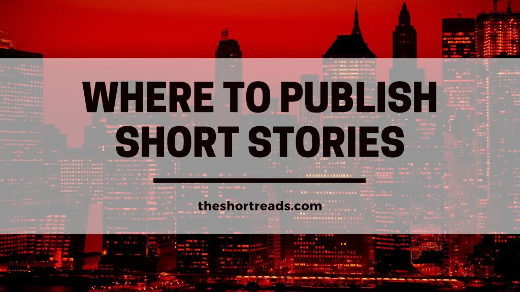 publish short stories